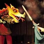 Fliegendes Theater Berlin - Die Drachenprobe        ab 6 Jahren