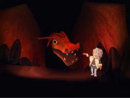 Eine Hand voll Drachenfeuer - Figurentheater Winter